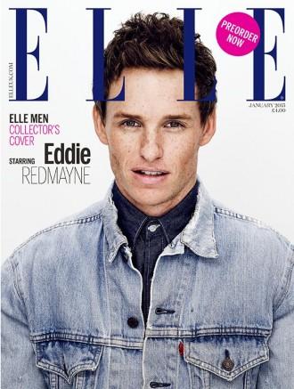 Eddie-Redmayne-Elle-UK-Cover
