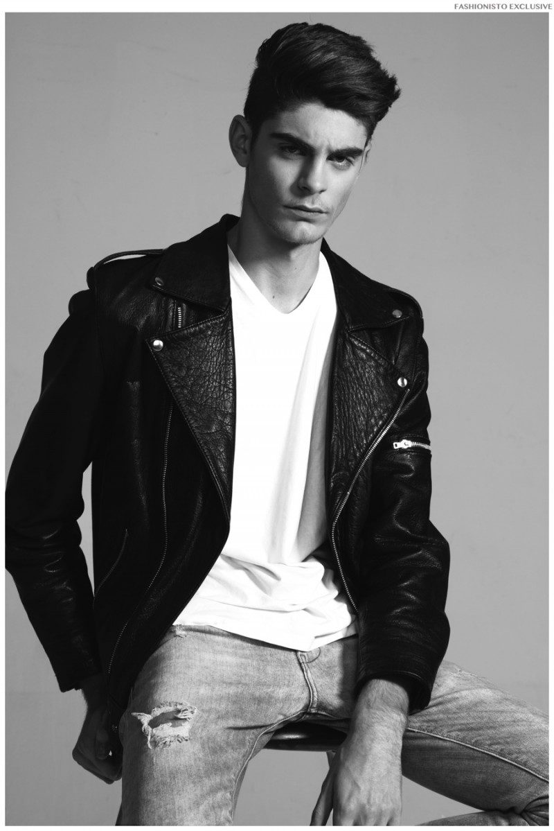 Fashionisto Exclusive: Jorge Garcia by Joaquin Burgueño