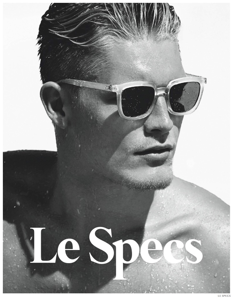 Harry Goodwins Models Le Specs Spring/Summer 2014/15 Sunglasses Styles