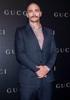 A Gucci brand ambassador, actor James Franco was on hand in Hong Kong on November 20th for the brand's celebration of its Flora Knight collection. For the special occasion, Franco wore a Gucci suit with a charming  Print Duke shirt.