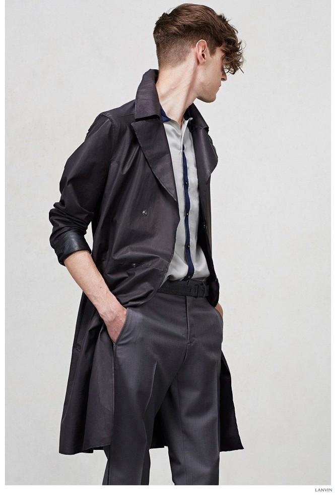Lanvin Unveils Pre-Spring 2015 Men's Collection