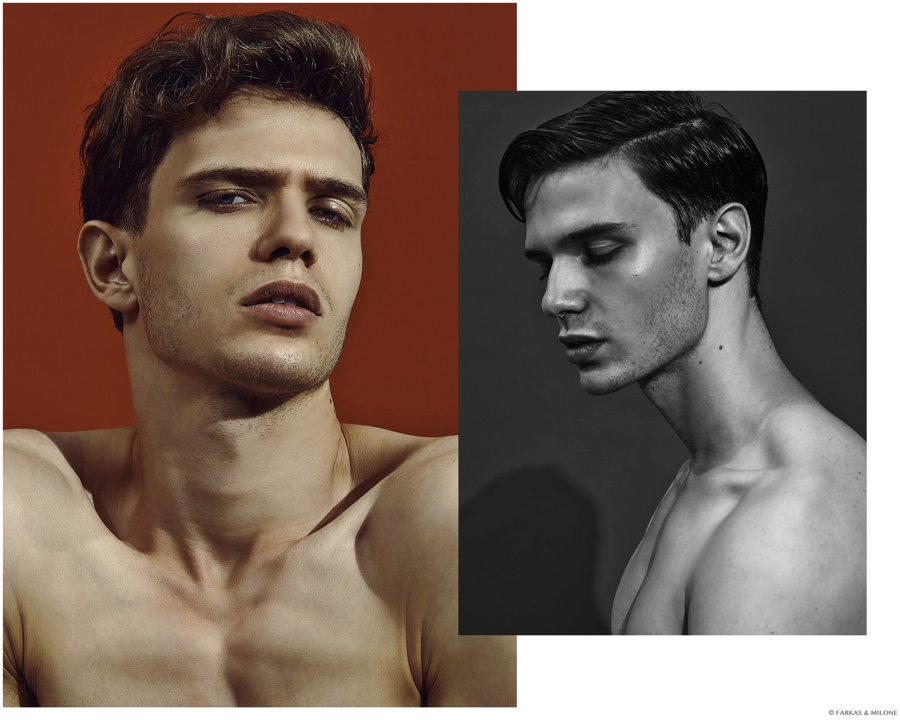 Loammi Goetghebeur Poses for Amazing Images by Farkas & Milone