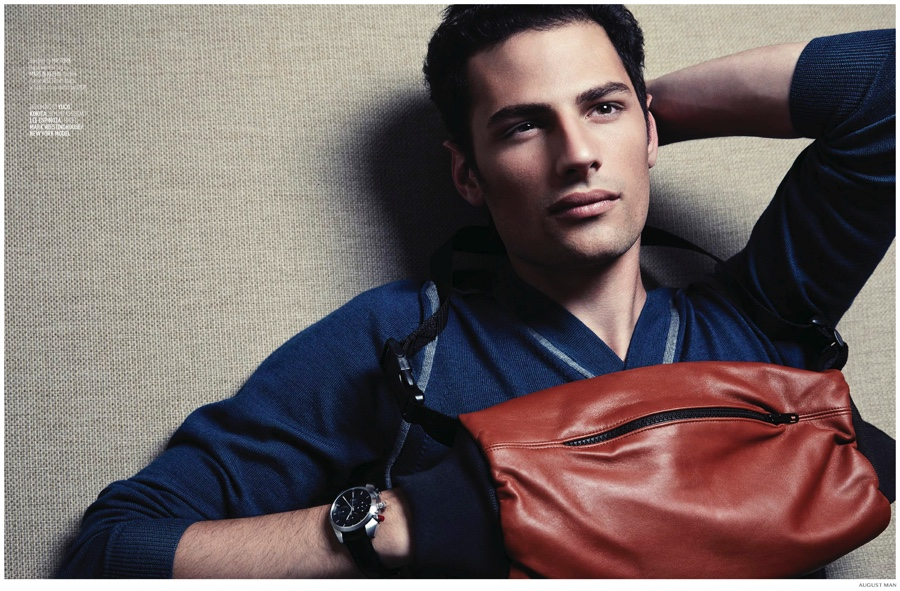 The Right Touch: Mark Westinghouse for August Man