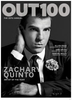 """Zachary Quinto on coming out: """"One of the most defining conversations that I had with myself was that absolutely no good can come from me staying quiet about [my sexual orientation]."""""""