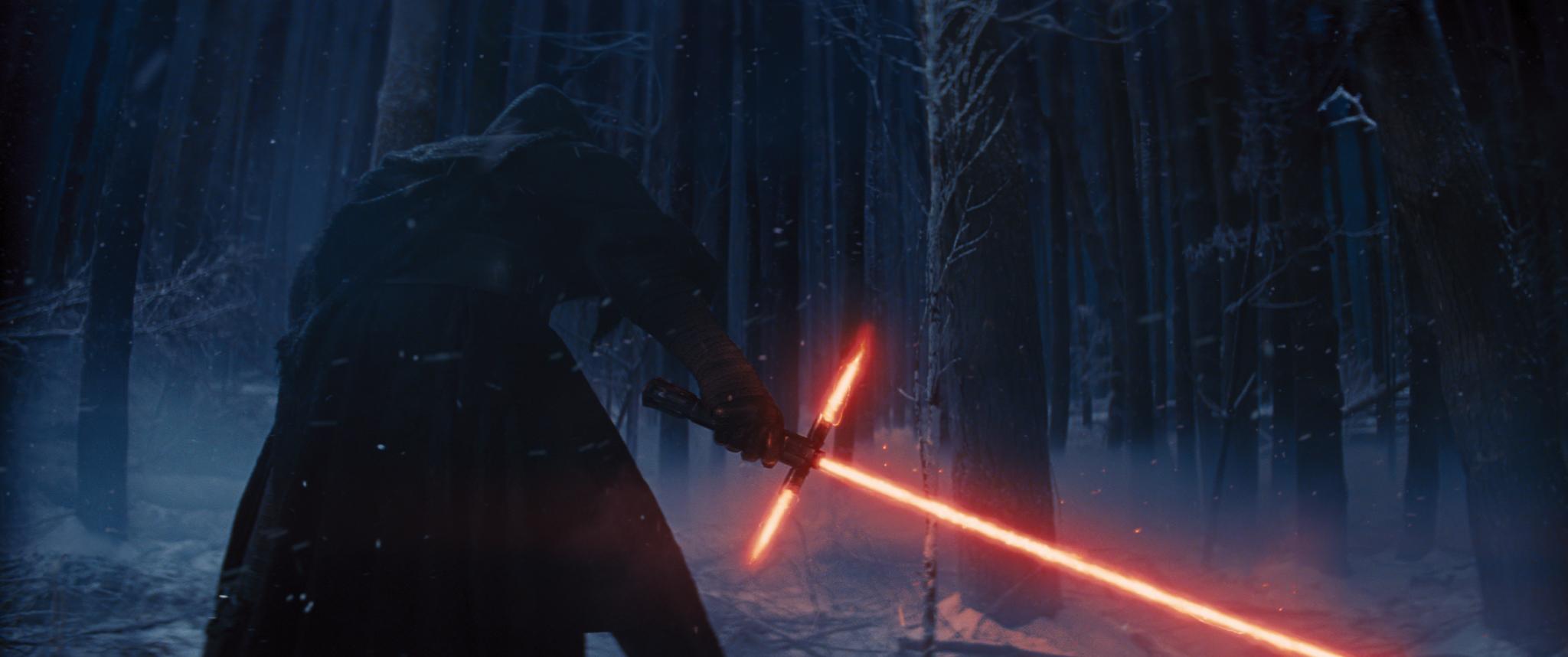 Watch 'Star Wars: The Force Awakens' Teaser Trailer