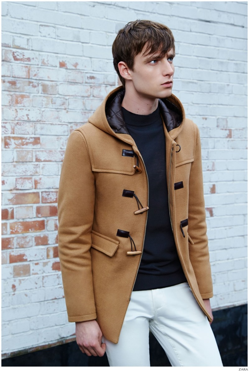 Zara Visits London For New Fall Winter 2014 Lookbook The