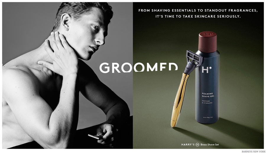 Barneys New York Rounds Up Essential Luxury Grooming Products