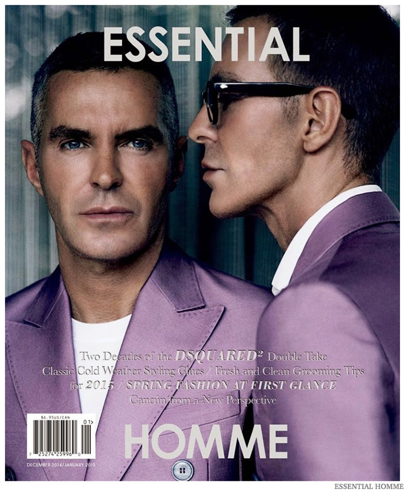 Dan-Dean-Caten-Dsquared2-Essential-Homme-December-2014-January-2015-Cover-Photo-Shoot-001