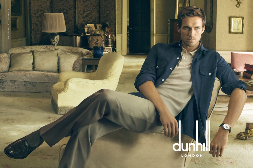 Dunhill Spring/Summer 2015 Campaign