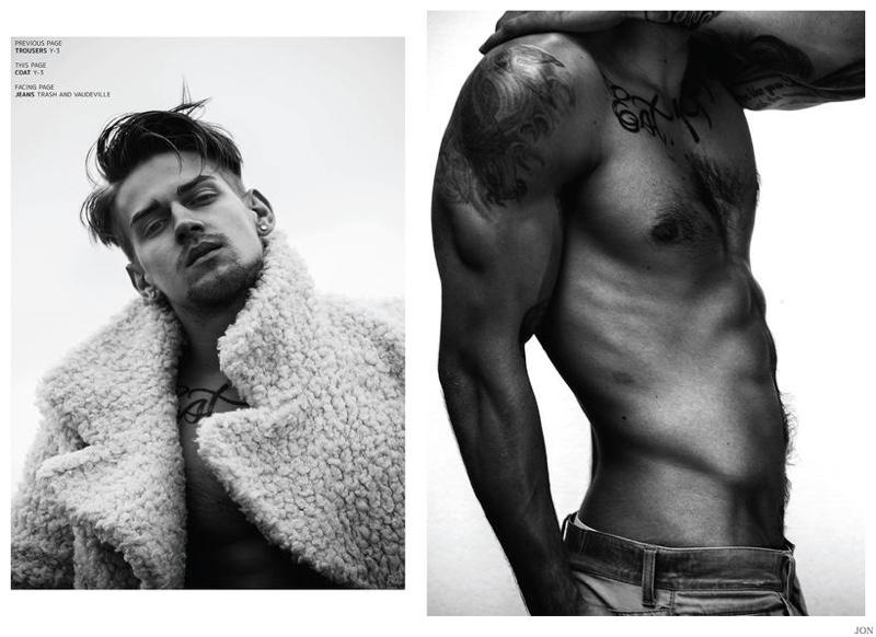 Igor-Stepanov-Shirtless-Tattoo-Model-JON-2014-Photo-Shoot-002