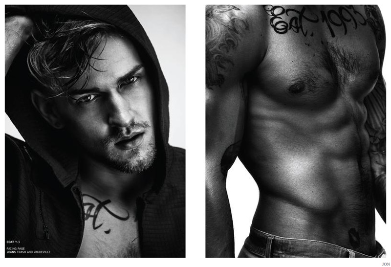Igor-Stepanov-Shirtless-Tattoo-Model-JON-2014-Photo-Shoot-004