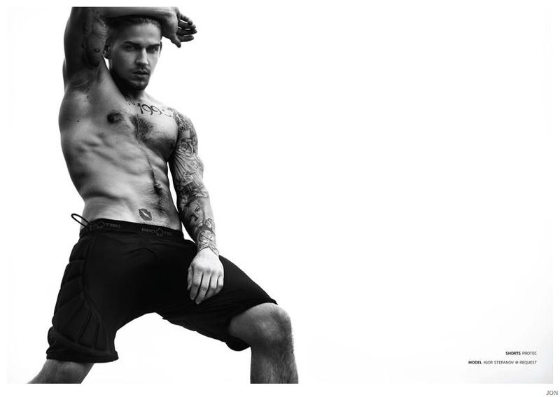 Igor-Stepanov-Shirtless-Tattoo-Model-JON-2014-Photo-Shoot-005