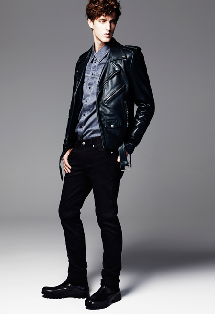 James Smith Reps Tokyo, London & NYC for The Corner Style Feature
