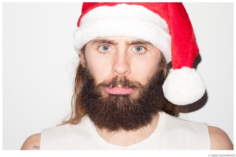 Jared-Leto-Terry-Richardson-Christmas-Photo-Shoot-2014-004