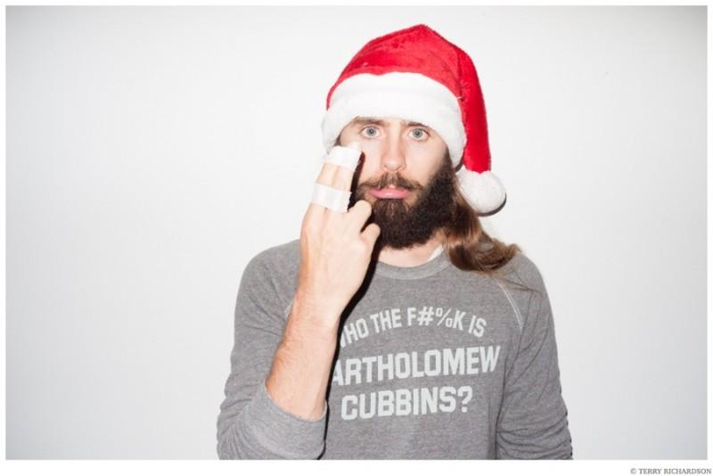 Jared-Leto-Terry-Richardson-Christmas-Photo-Shoot-2014-011
