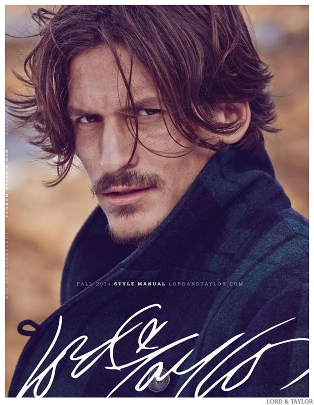 Rainer Andreesen, Jarrod Scott + More Model Everyday Men's Looks for Lord & Taylor Catalogue