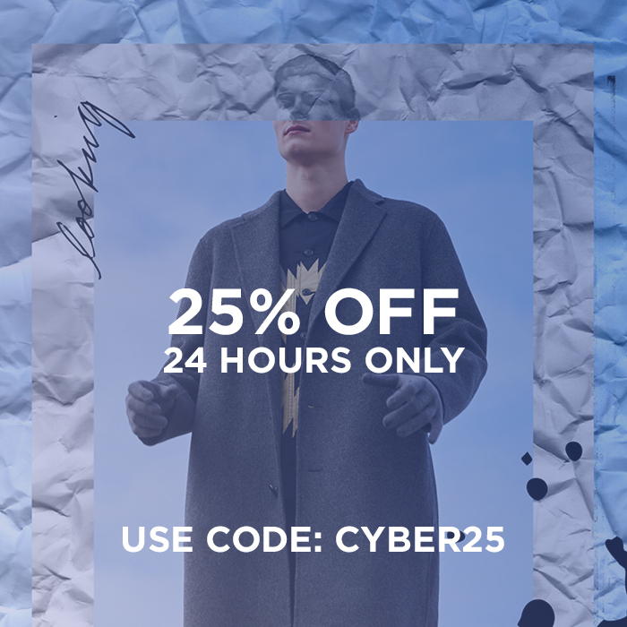 Oki-ni Cyber Monday Discount: 25% Off