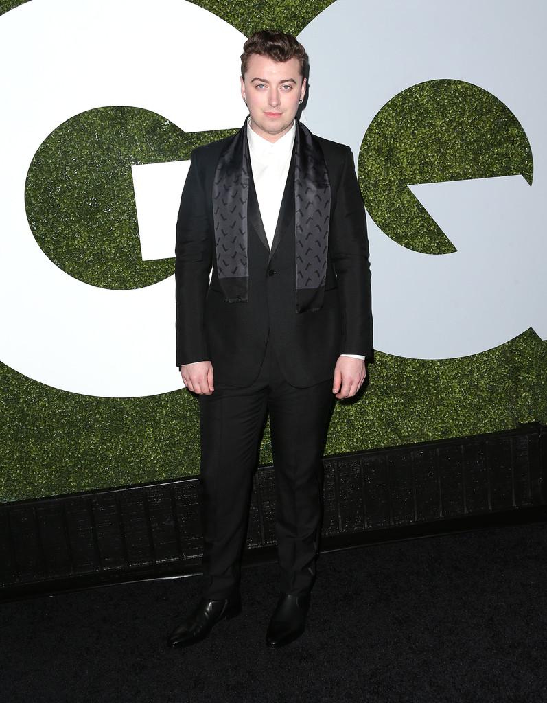 Gucci Black Satin Party wear suit