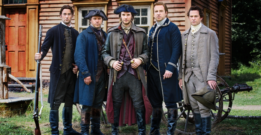 Watch 'Sons of Liberty' Trailer Featuring Ben Barnes, Ryan Eggold + More
