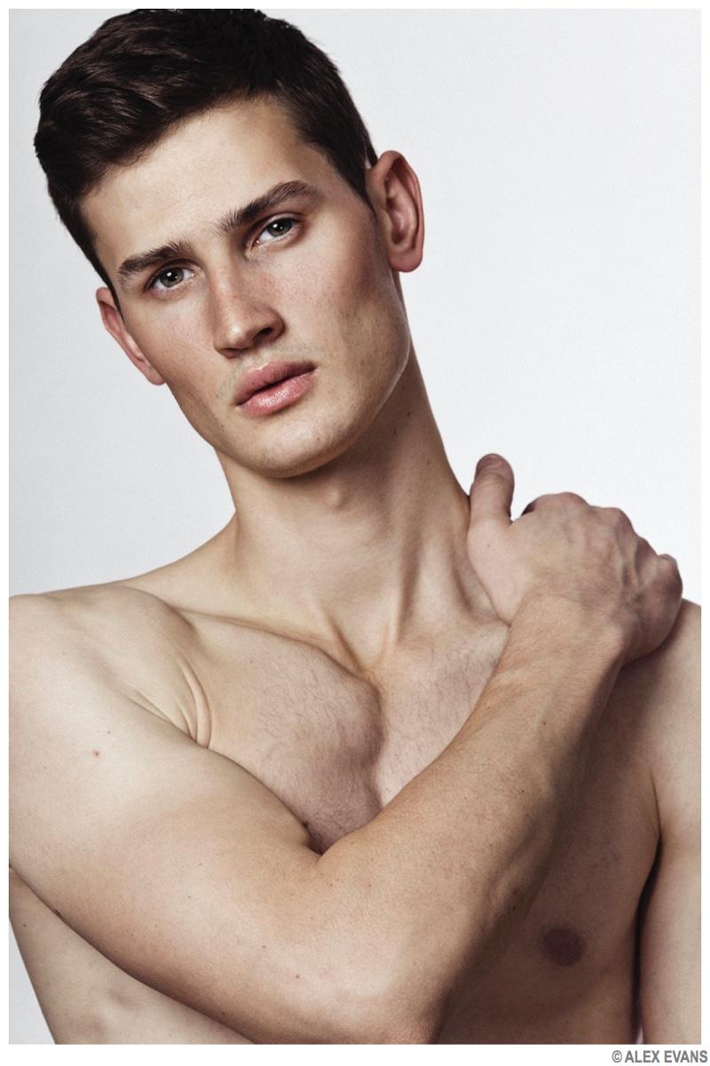 Portrait: Tomasz Erb by Alex Evans