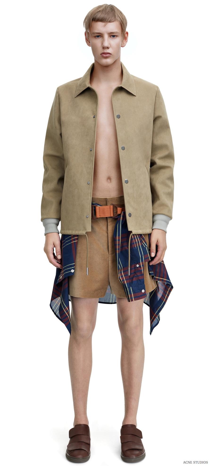 Shop Acne Studios Spring/Summer 2015 Menswear Arrivals