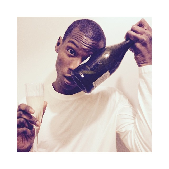Adonis Bosso has his champs ready to celebrate the new year