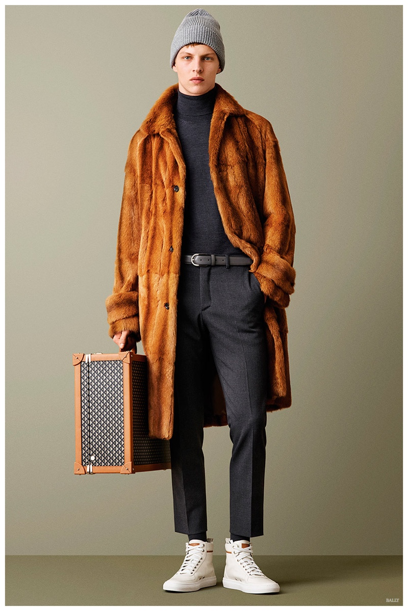 Bally Fall/Winter 2015 Menswear Collection Inspired by 'The Royal Tenenbaums'