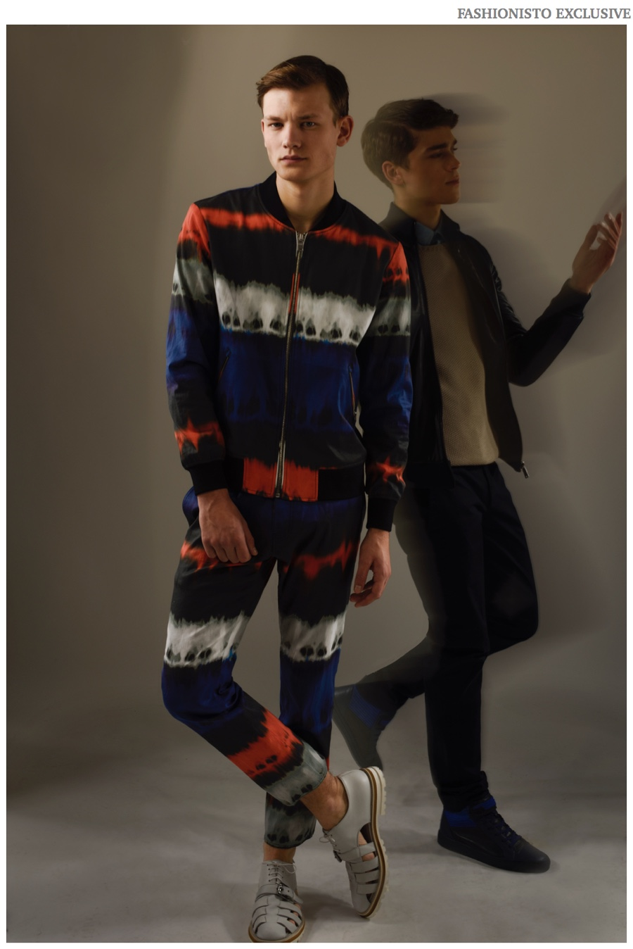 Fashionisto Exclusive: John Wesselingh & Gonzalo by Francesco Italia