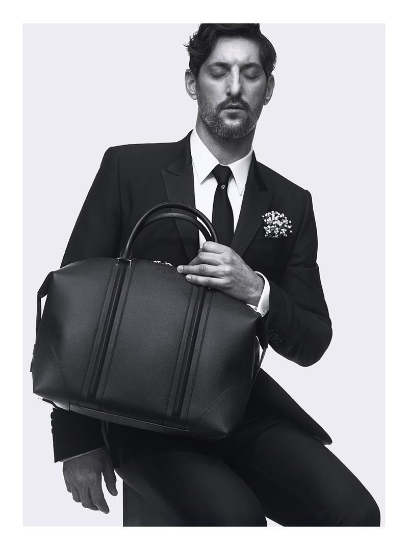 Givenchy Menswear Spring/Summer 2015 Campaign Enlists Tony Ward