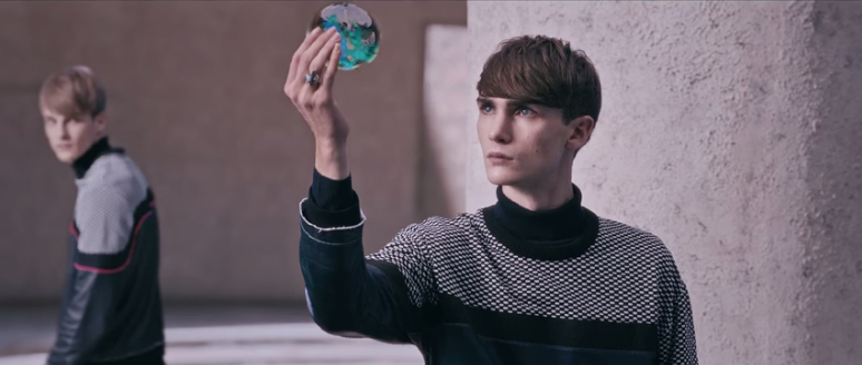 British Fashion Council Presents Fashion Films by James Long, Casely-Hayford & KTZ