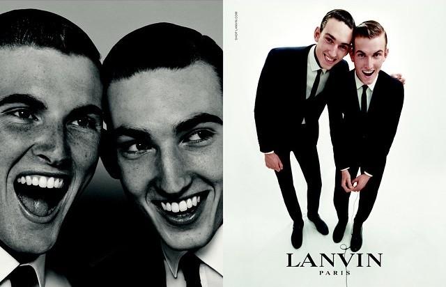 Preview: Lanvin Men Spring/Summer 2015 Campaign
