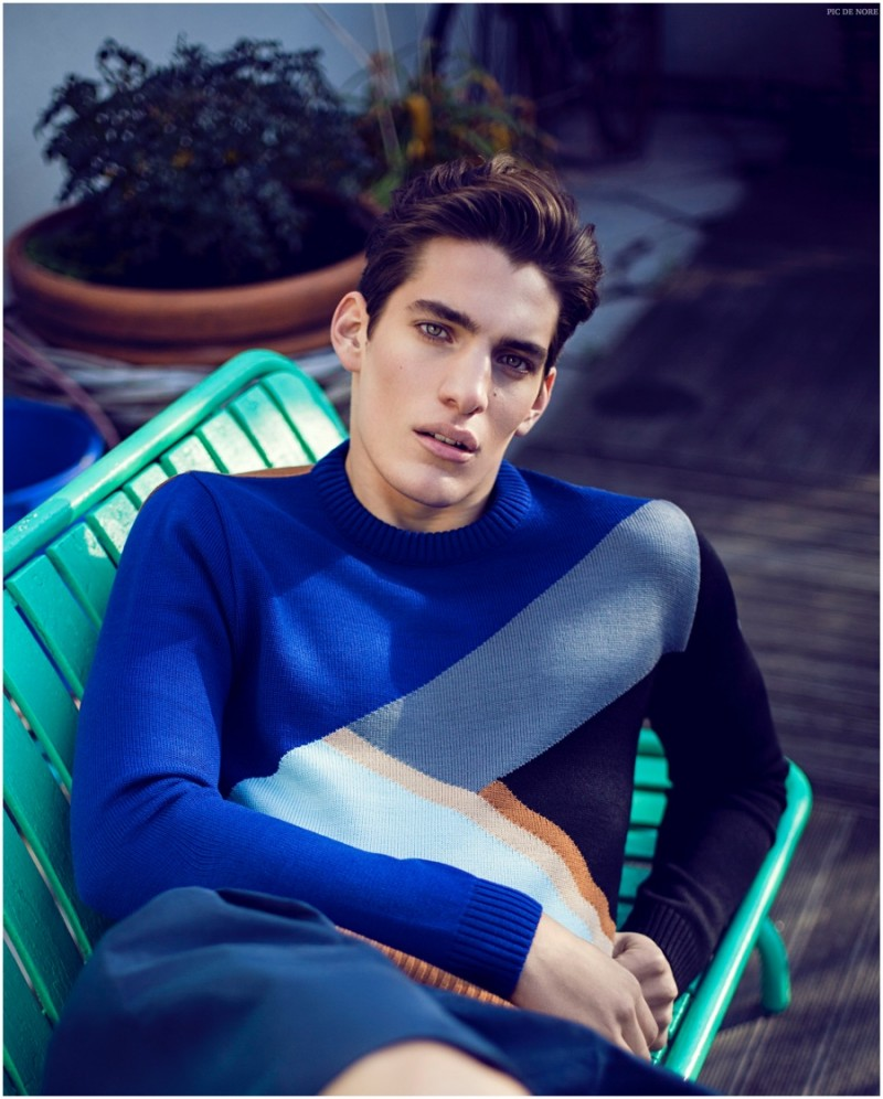 Pic-de-Nore-Fall-Winter-2015-Mens-Collection-Knitwear-Look-Book-018
