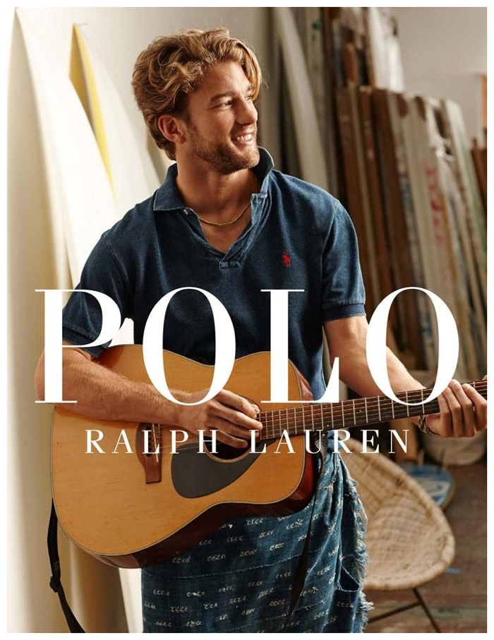 Polo Ralph Lauren Showcases Brightly Colored Shirts   Polos for ... c437f6abb77d
