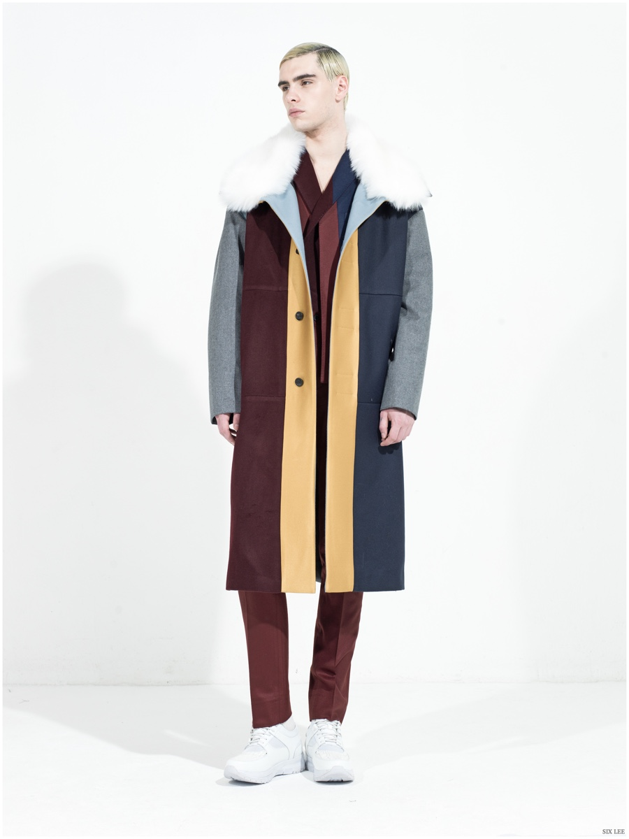 Six Lee Unveils Fall/Winter 2015 Menswear Collection