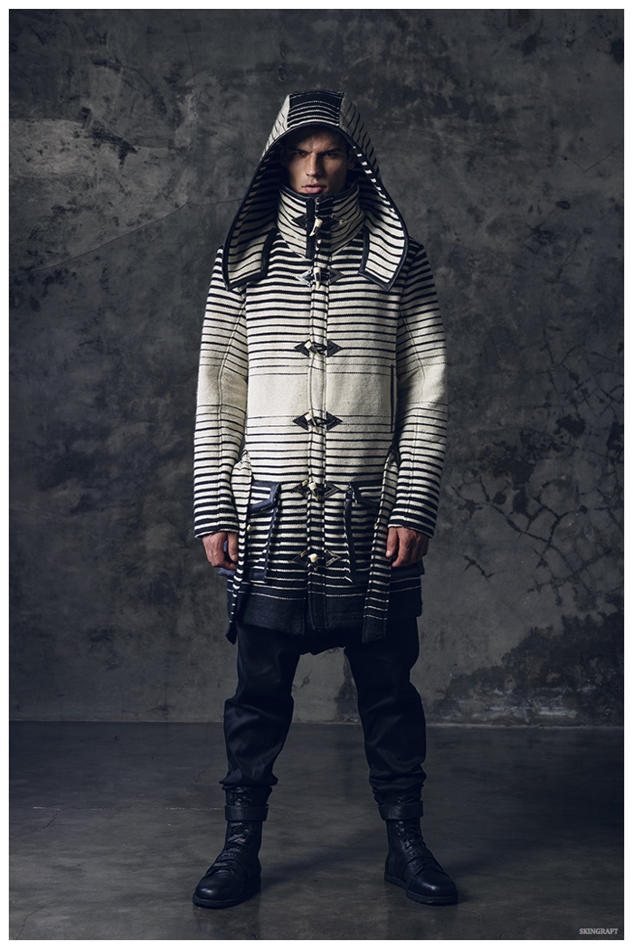 Preview: Skingraft Fall/Winter 2015 Collection Inspired by Trek Through Peruvian Mountains