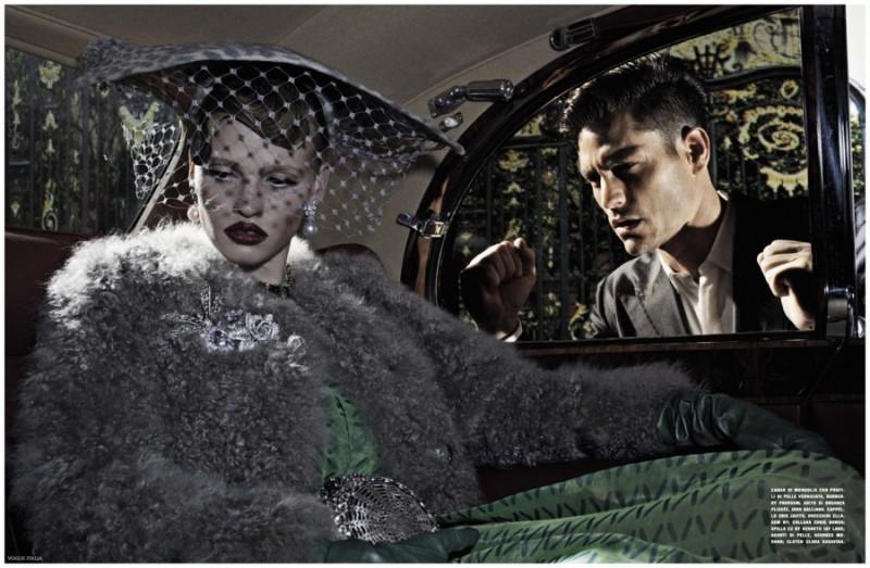 Tyson-Ballou-Lara-Stone-Vogue-Italia-2015-Shoot-001