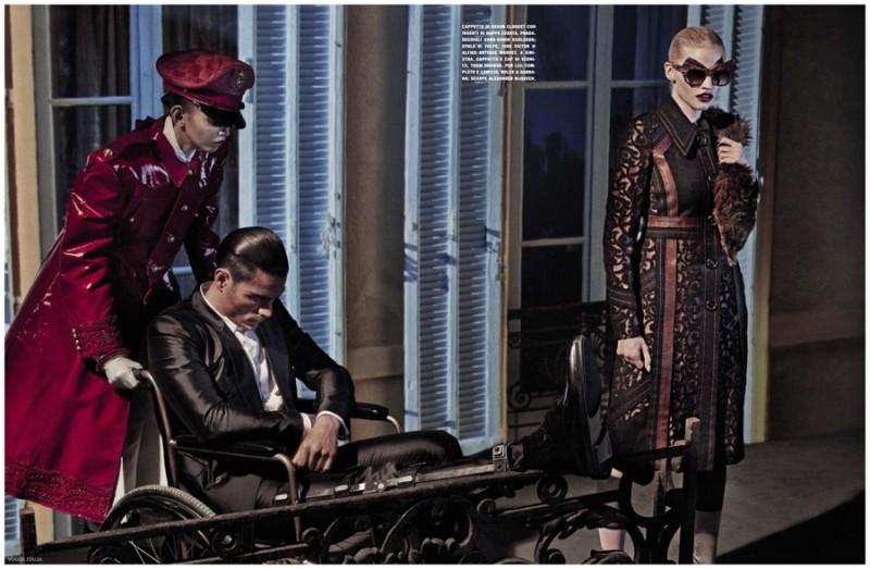 Tyson-Ballou-Lara-Stone-Vogue-Italia-2015-Shoot-005