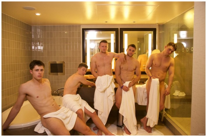 Nude Calendar Raises Funds For Anti-Bullying Charity - The