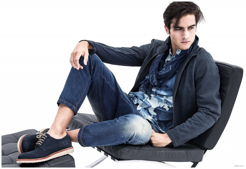 Jeans men Fashion foto recommend to wear in everyday in 2019