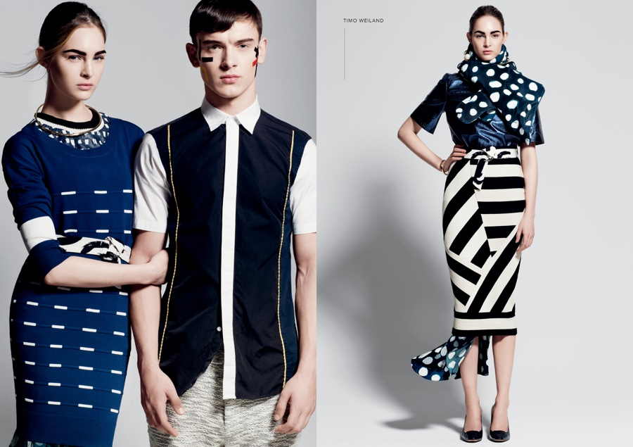Timo Weiland + Isaora Featured in CFDA Fashion Incubator Yearbook Class 2.0