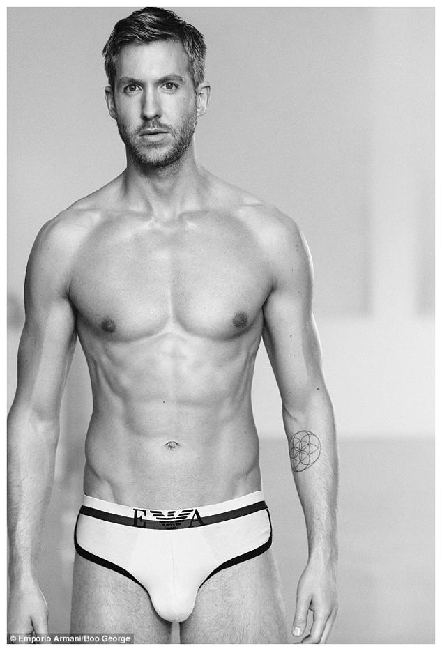 SARAH: Antonio sabato jr underwear