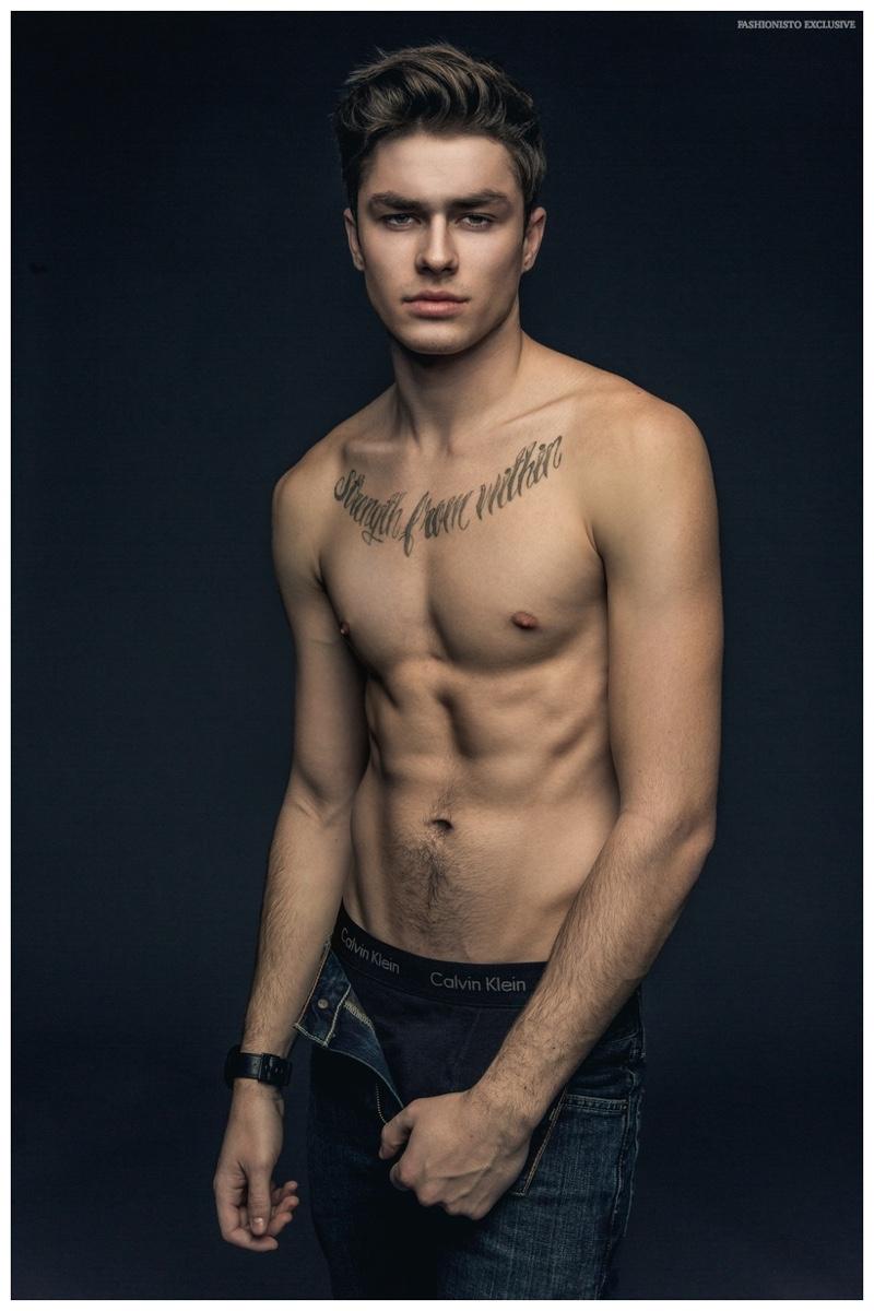 Fashionisto Exclusive: Tyler Recher by Jeff Rojas