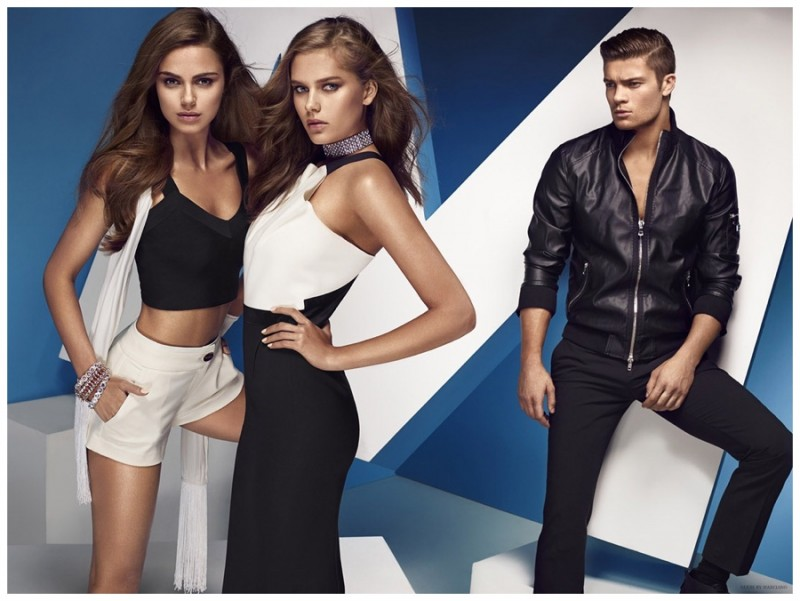 sports shoes e6a4b e2ab1 Eugen Bauder Reunites with Guess by Marciano for Spring ...