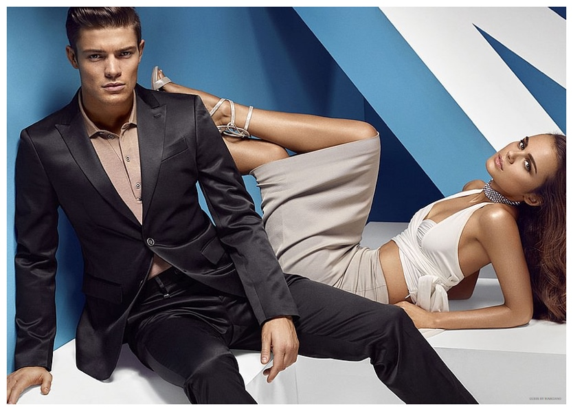 Eugen Bauder Reunites with Guess by Marciano for Spring/Summer 2015 Campaign