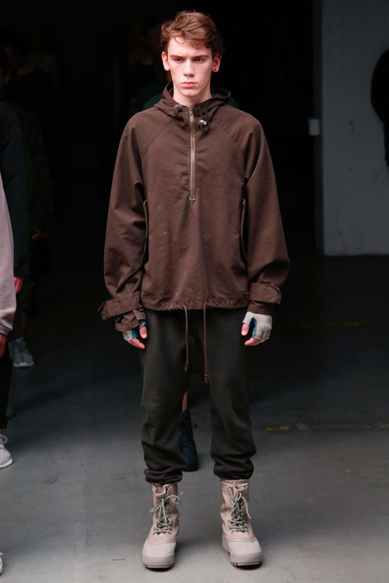 Kanye West for Adidas ...