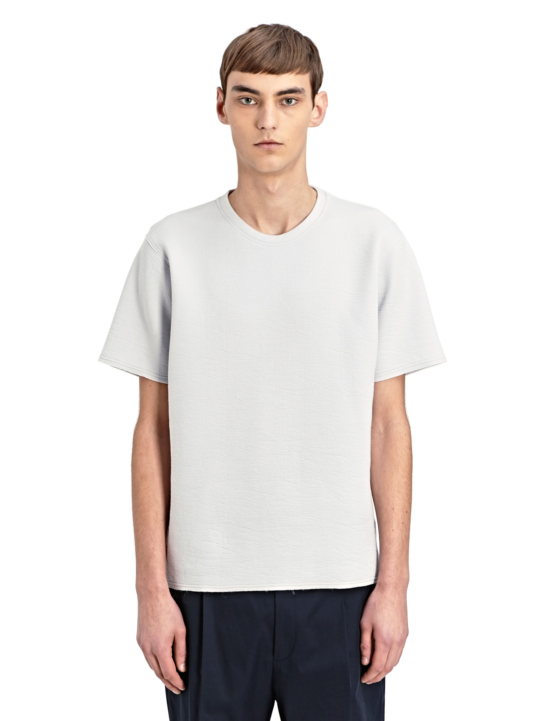 Shop Lanvin Simple Spring 2015 Men's T-Shirt Styles