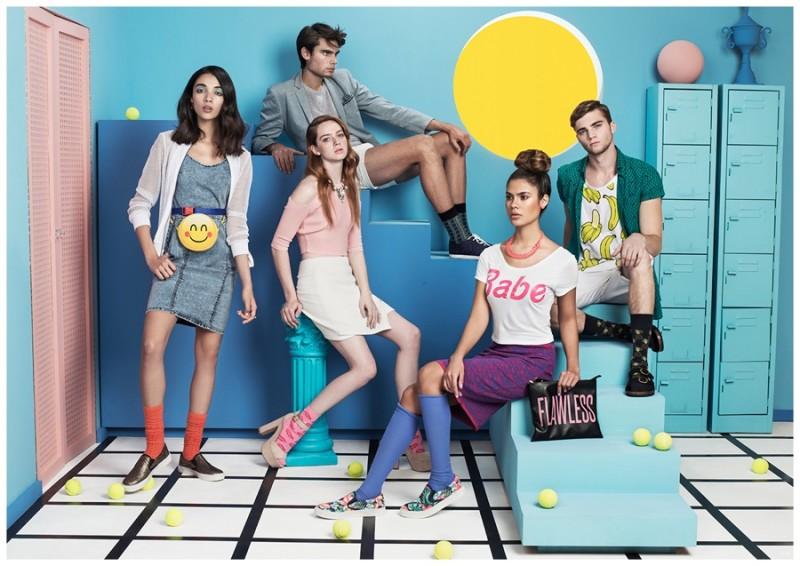 LOB México Channels 90s Style + Pop Culture for Spring
