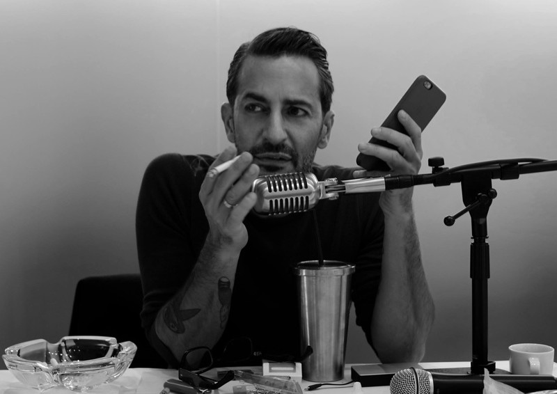 """Marc Jacobs Dishes on Social Media + Young Designers with """"No Substance"""""""