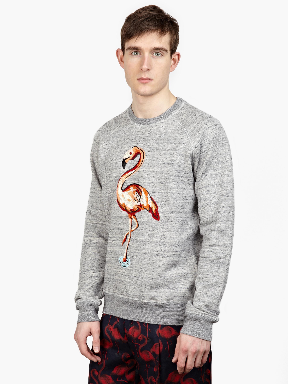 Karl Morrall Models New Spring Designer Looks from oki-ni