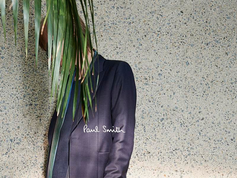 Paul Smith Delivers Low-Key Spring/Summer 2015 Men's Campaign Featuring Rinus Van de Velde